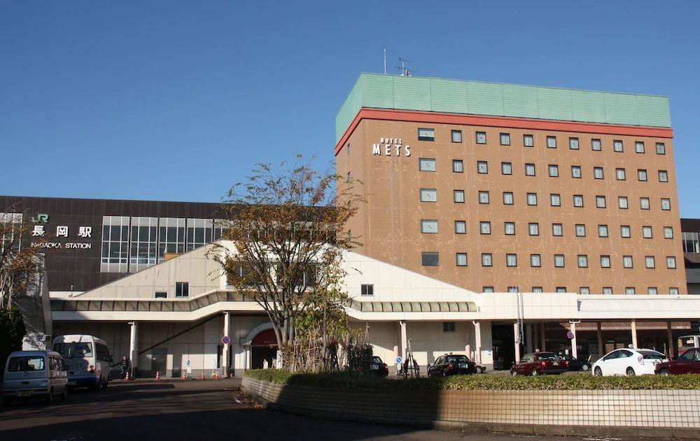 1.JR東日本ホテルメッツ長岡