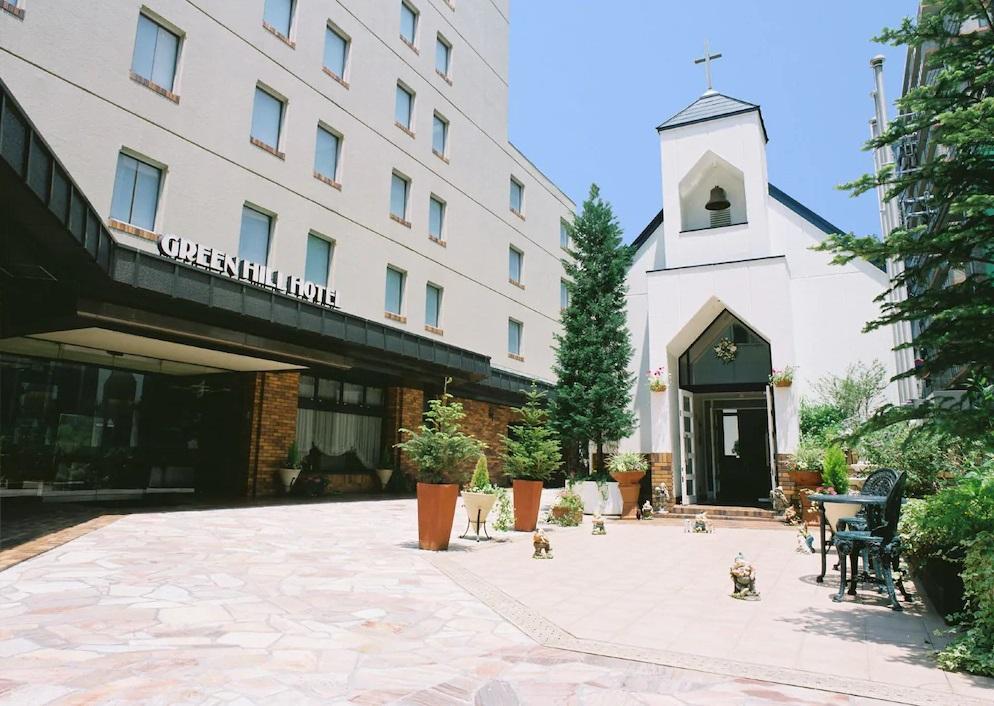 10.グリーンヒルホテル神戸