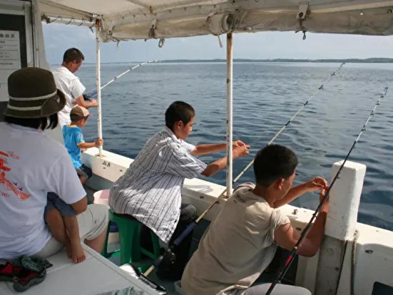 4.船釣り体験