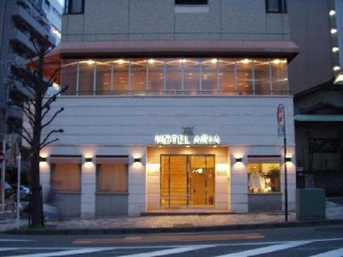 2.HOTEL ARIA 沼津