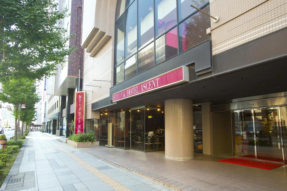 4.ホテルアセント浜松