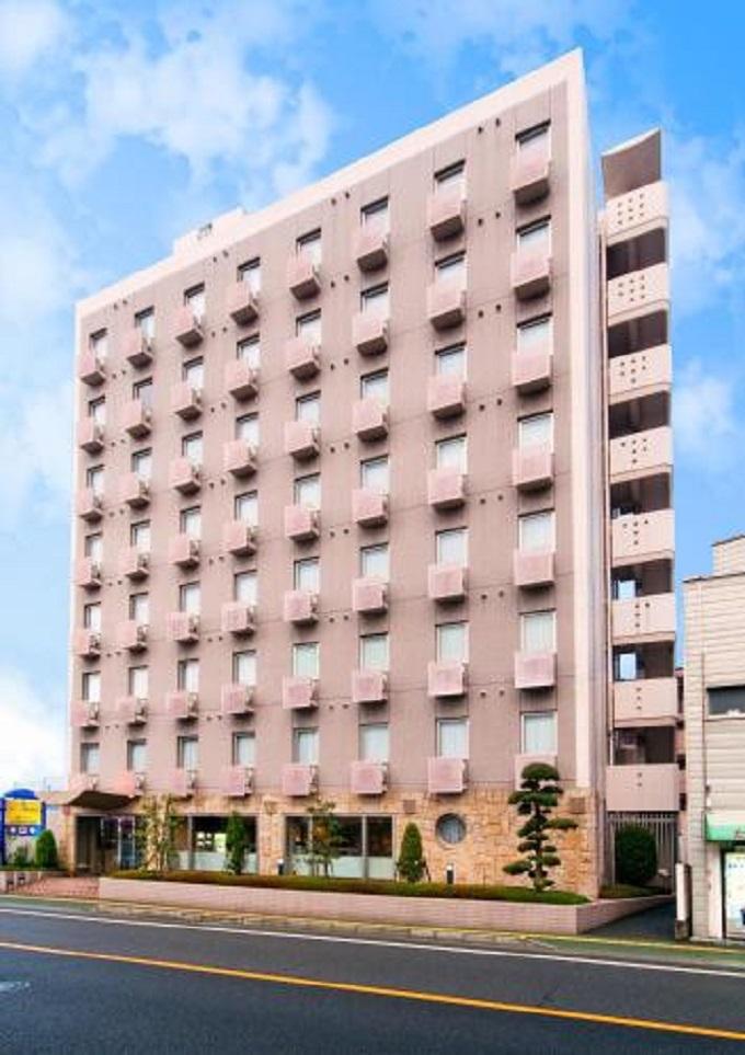 8.スーパーホテル松山