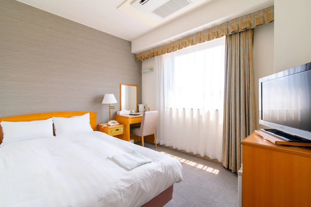 1.ブライトパークホテル