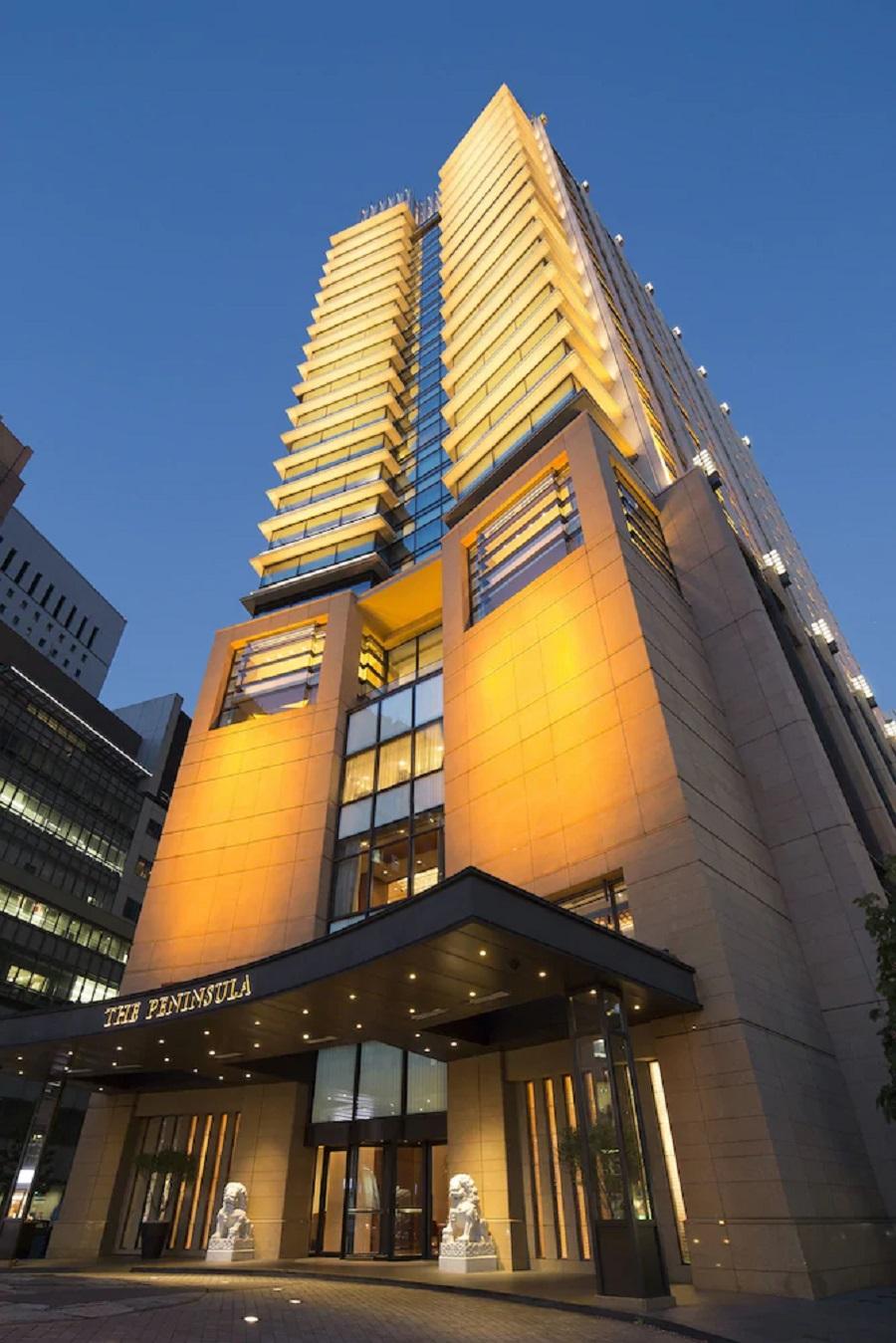 3.有楽町の高級ホテルならここがおすすめ!