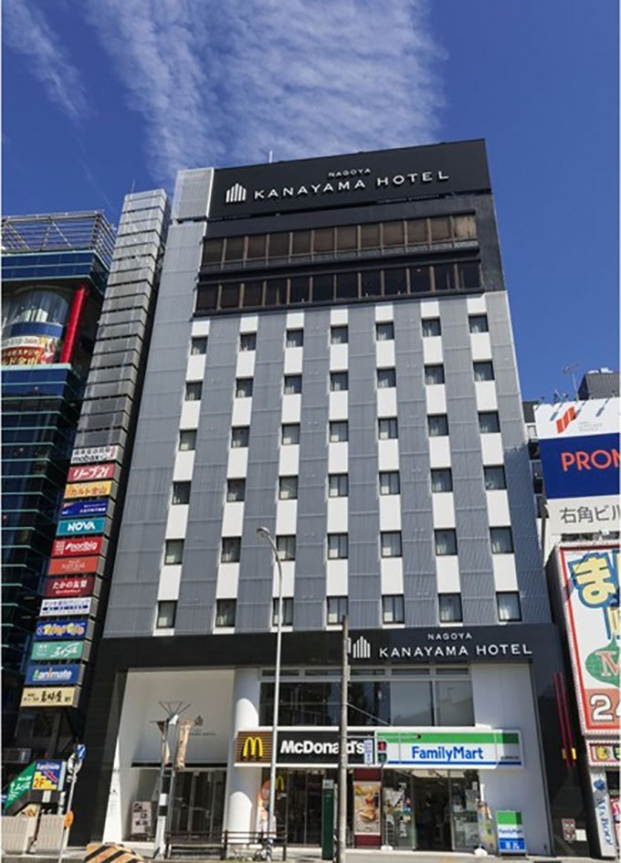 29.名古屋金山ホテル/金山駅周辺