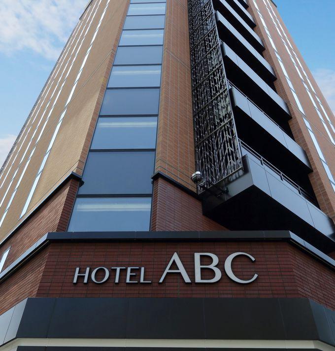 4.ホテル ABC 名古屋駅 新幹線口/名古屋駅周辺