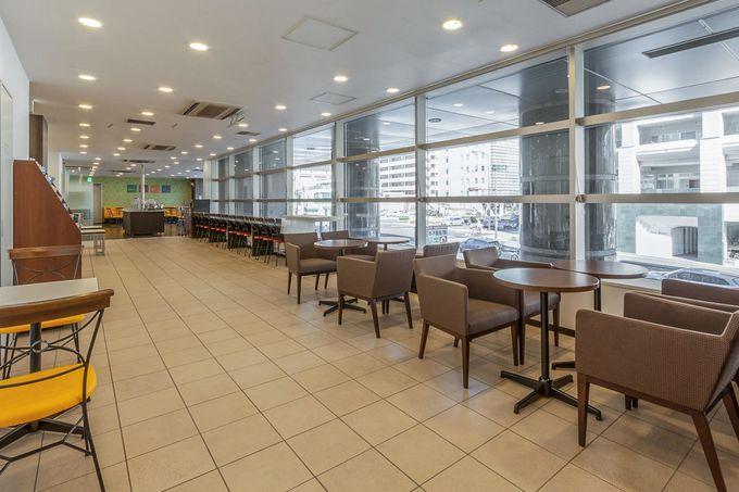 7.コンフォートホテル仙台東口