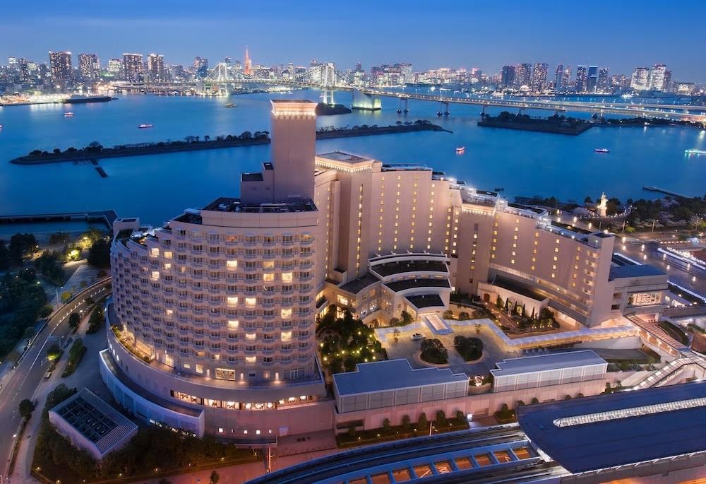 7.リフレッシュしながら!東京のプール付きのホテル
