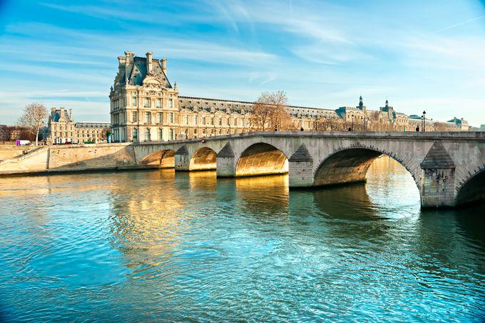 パリへの行き方、まわり方