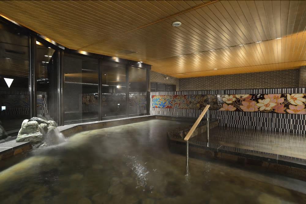 4.リフレッシュもしたい!京都市内の温泉のあるホテル