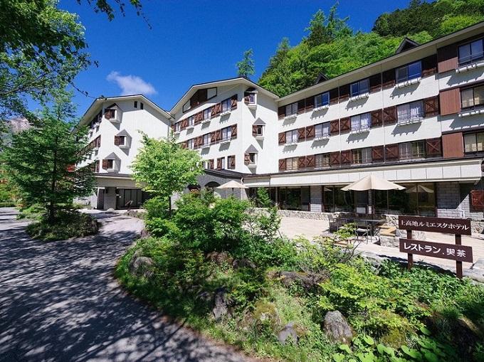 2.贅沢にテレワーク!長野県の高級ホテル