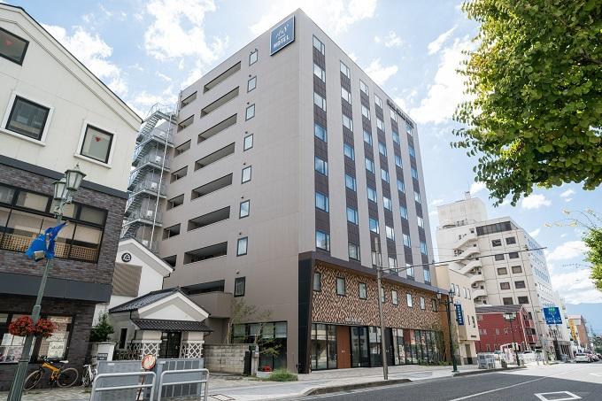 5.松本城の城下町!松本市のホテル