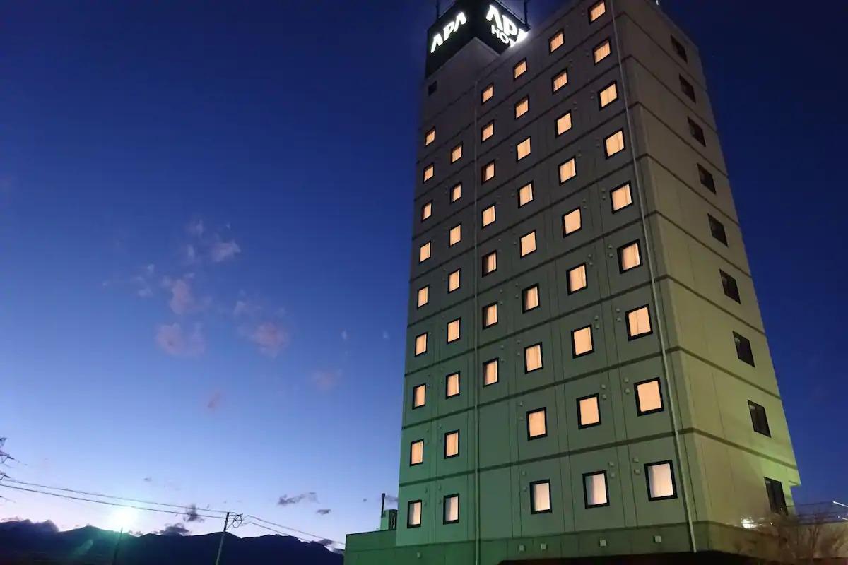 2.甲府の格安ホテルならここ!