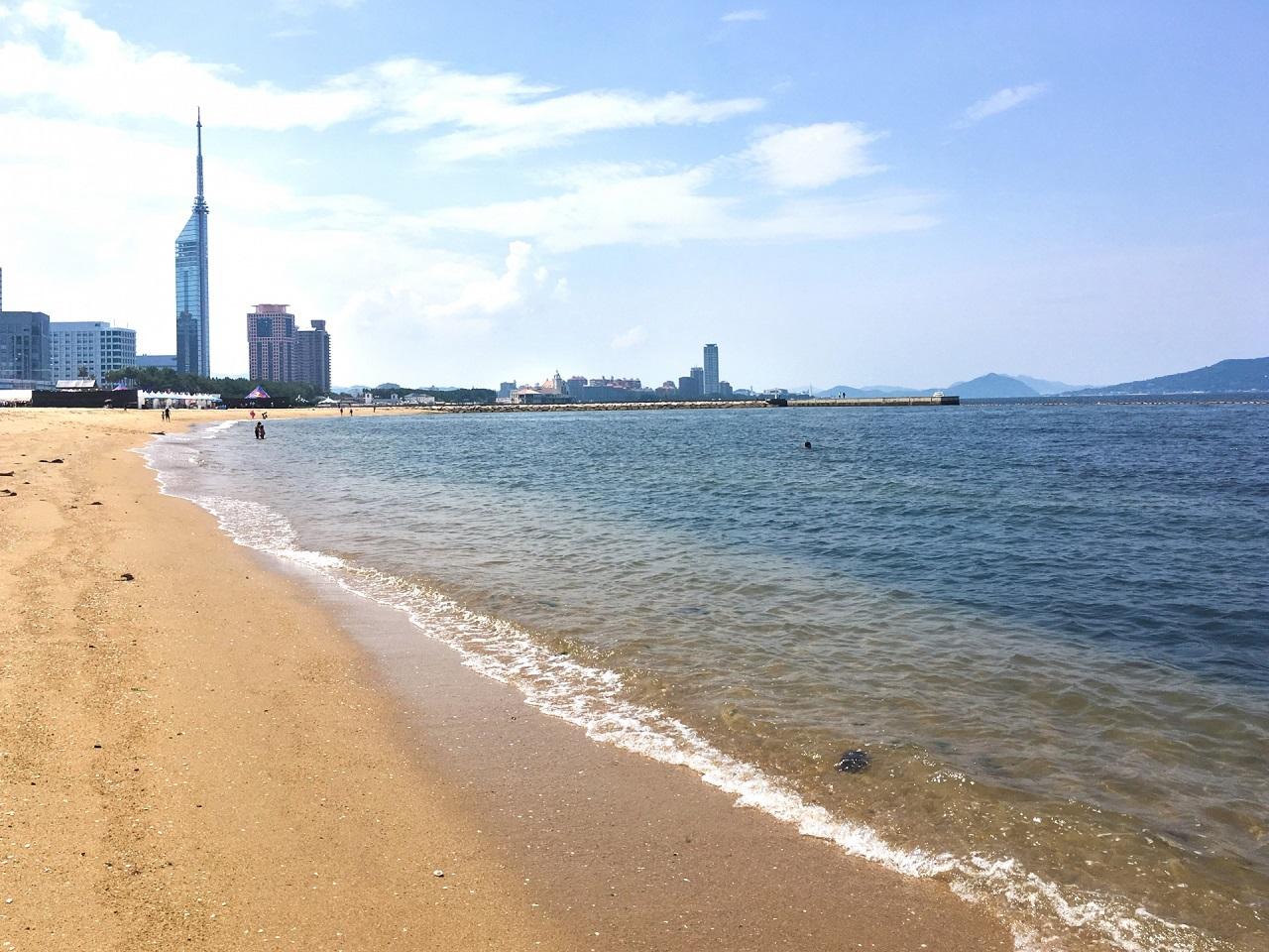 1.洗練されたヨーロッパの世界へ「シーサイドももち海浜公園」/福岡市