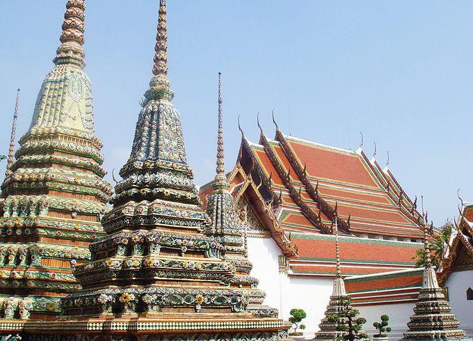 第9話 タイ・バンコク「ワットポー寺院」