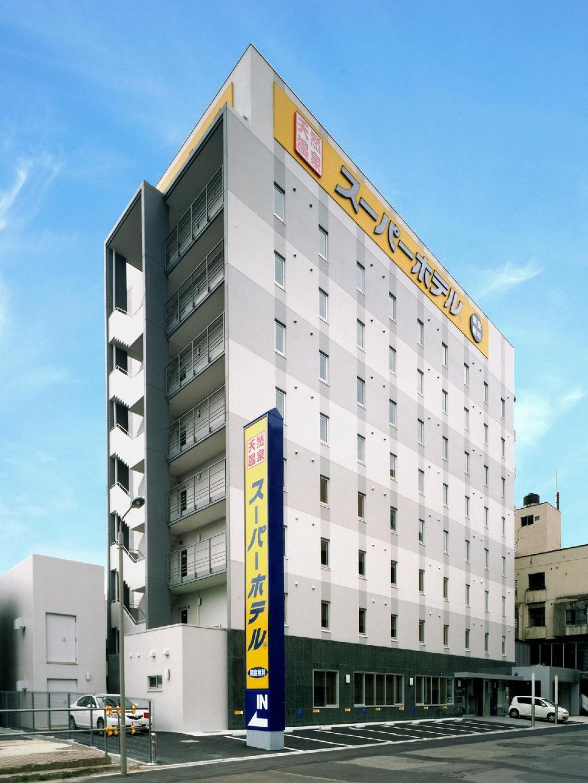 5.スーパーホテル函館 天然温泉 漁火の湯