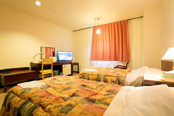 3.帯広グランドホテル