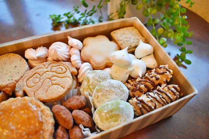 お菓子の詰め合わせや福袋も通販で手に入れよう