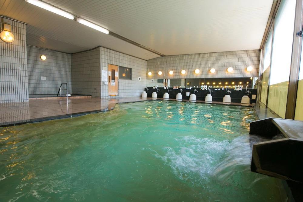 3.リフレッシュもばっちり!温泉のあるホテル