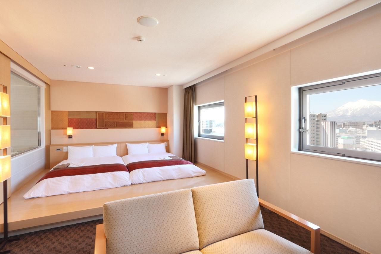 5.カップルにおすすめの弘前周辺のホテル