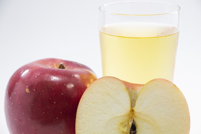 大自然で育った果実をジュースで味わおう