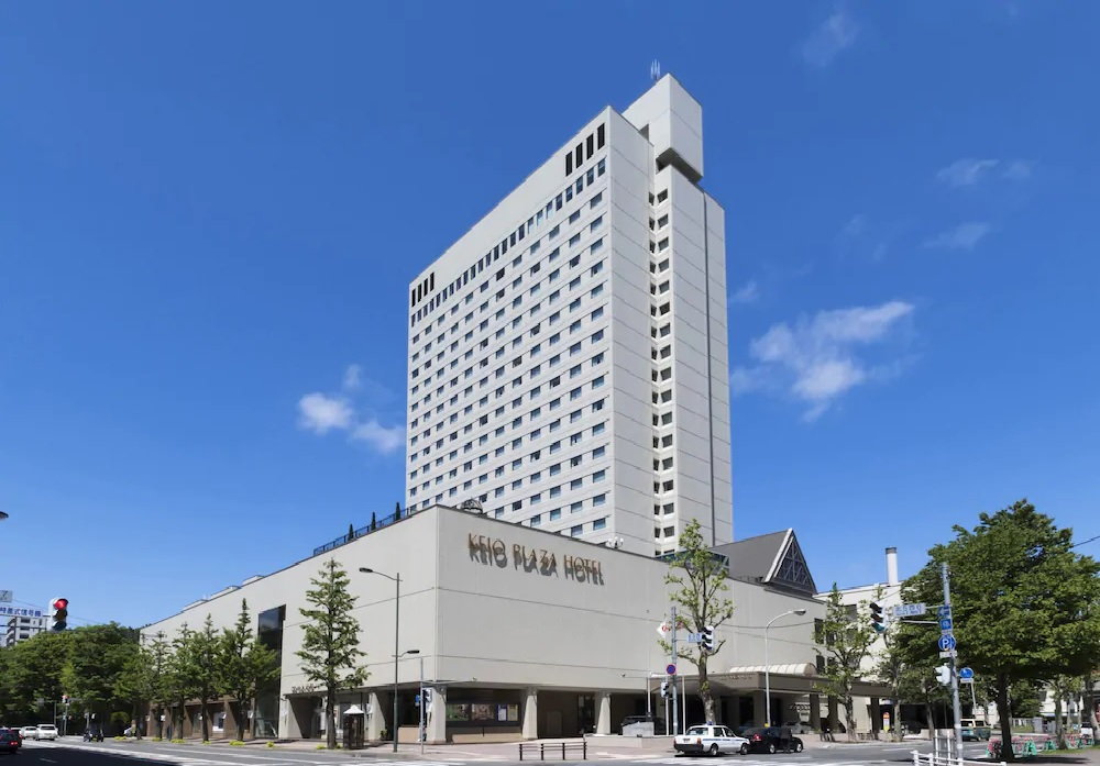 7.京王プラザホテル札幌