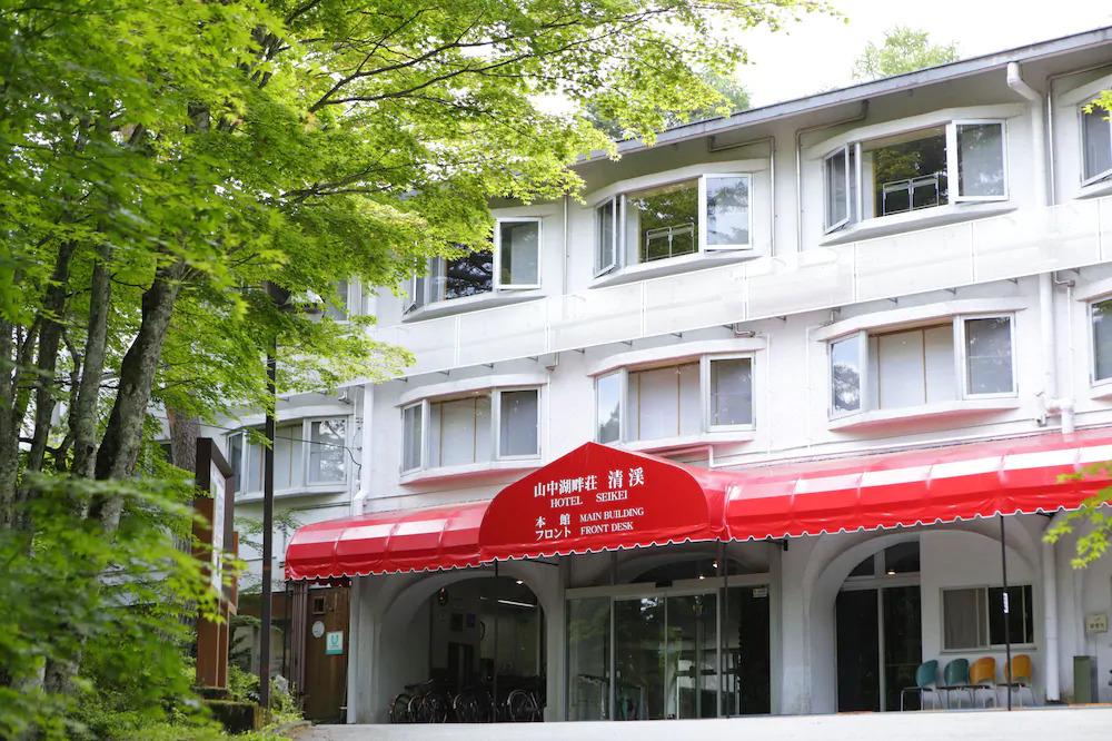 2.山中湖の格安ホテルならここ!