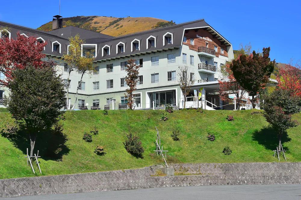 4.家族で行くならこのホテル
