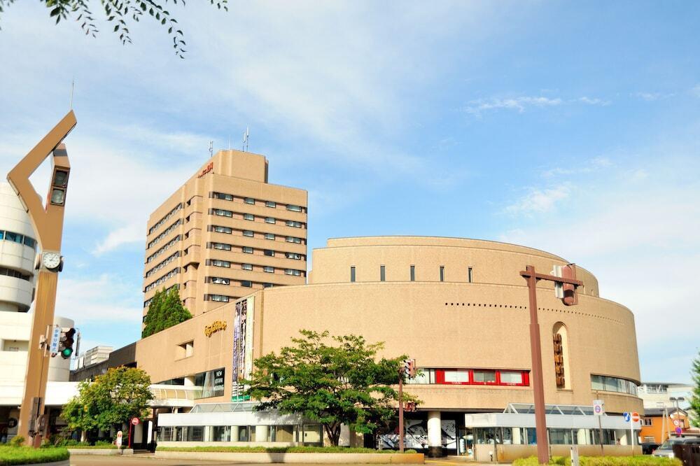 3.長岡の高級ホテルならここがおすすめ!