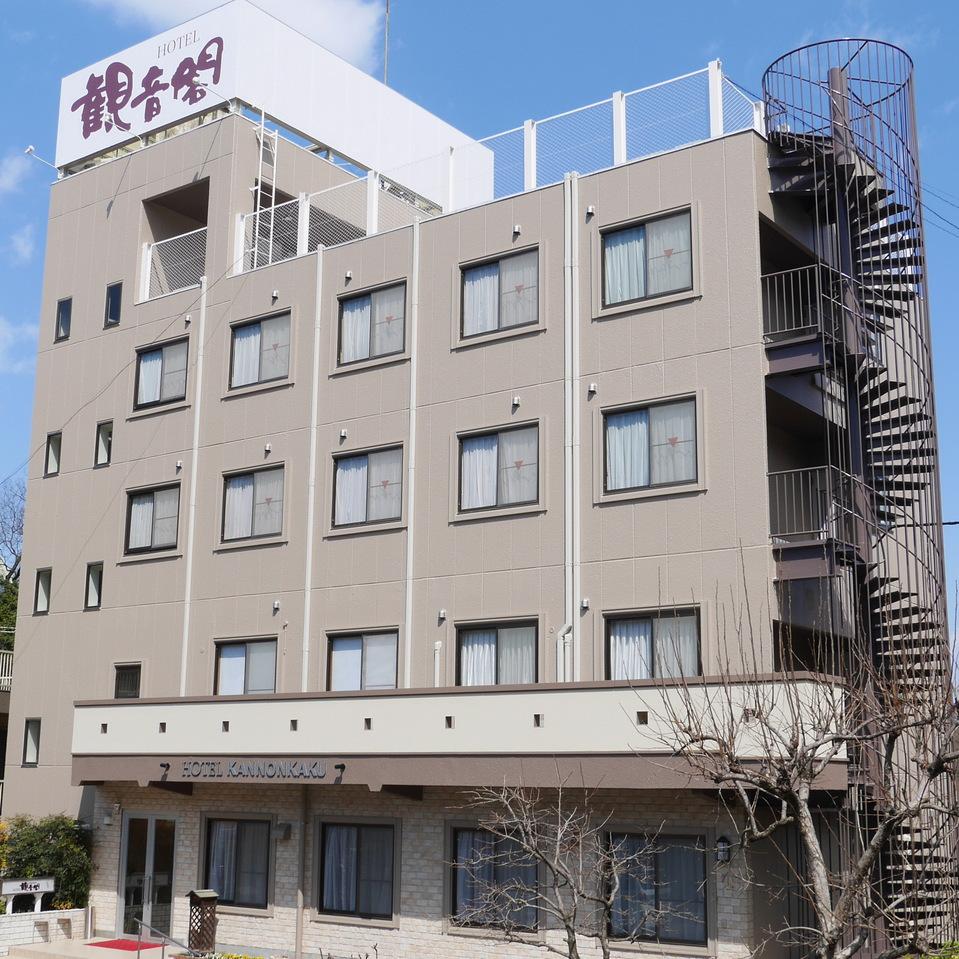 5.ホテル観音閣