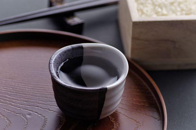 富山の美味しいお水で造られた日本酒をのんびりと楽しもう