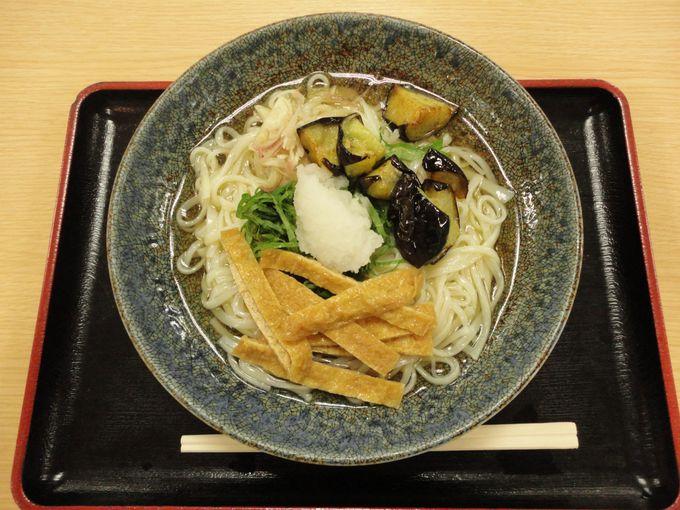 富山の麺料理は独特で美味しいんです