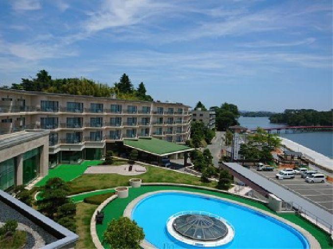 2.松島センチュリーホテル