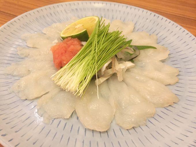 福井の海の幸を存分に味わうならコレ!