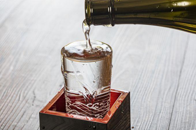 清らかな水から造る!岐阜の地酒