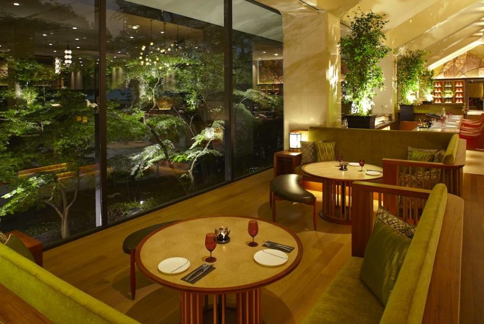 8.Lounge Momiji/グランドプリンスホテル新高輪