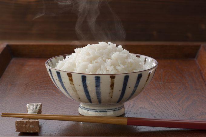 滋賀の自然で育った絶品米