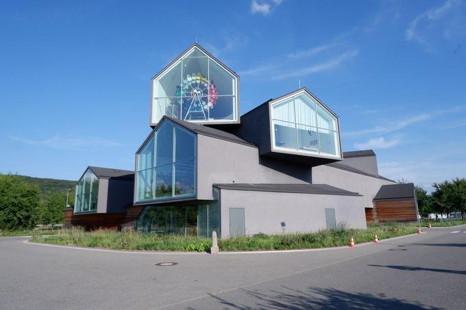 世界レベルのアート観賞と建築巡りならバーゼルで