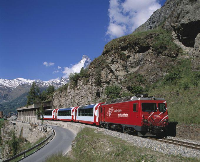 観光立国スイスで海外旅行を楽しむ