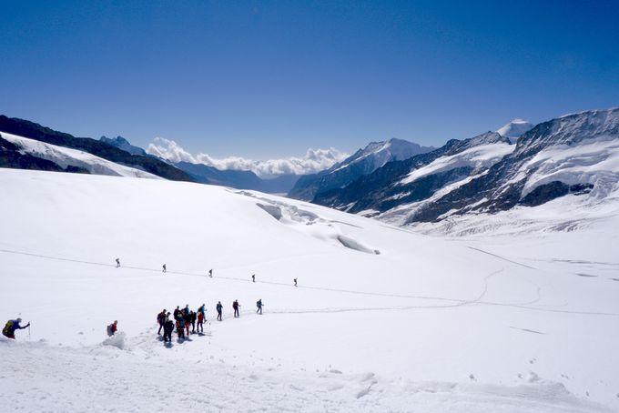 アルプスの絶景!スイス観光の定番「ユングフラウ」