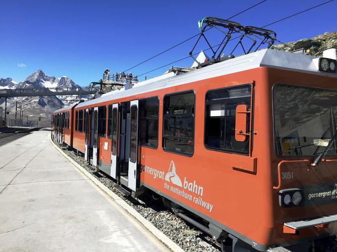 スイス観光の強い味方「スイストラベルパス」