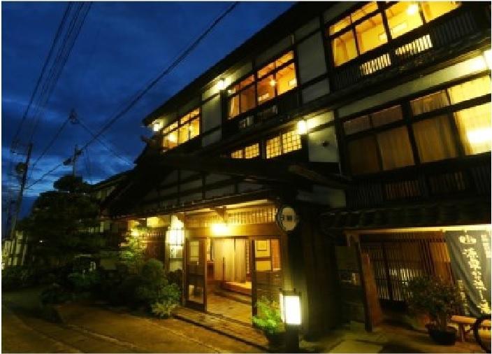 2.奈良屋旅館