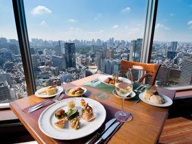 Go To イートで行きたい!東京のホテルランチ10選