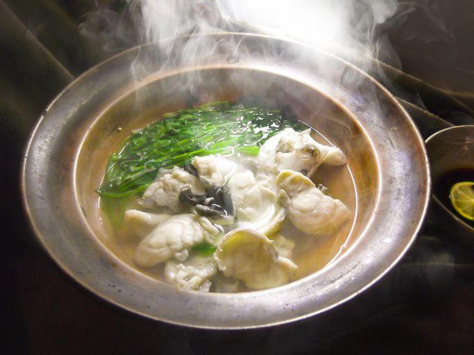 やっぱり鍋も海鮮で!