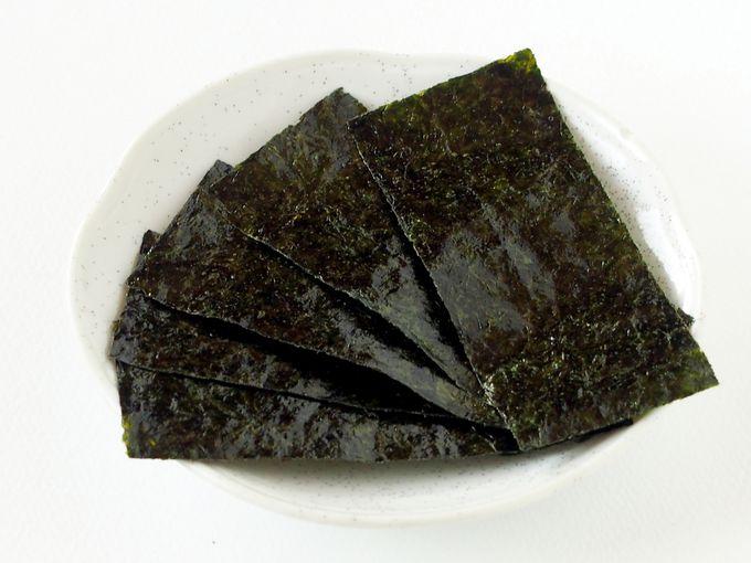 栄養たっぷりの海産物を味わおう