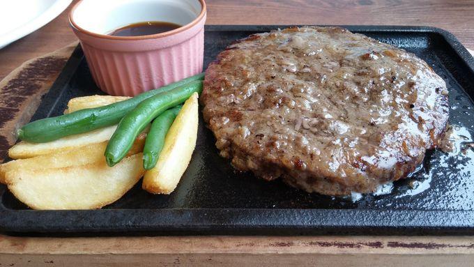 宮崎の肉料理はステーキでもハンバーグでも絶品!