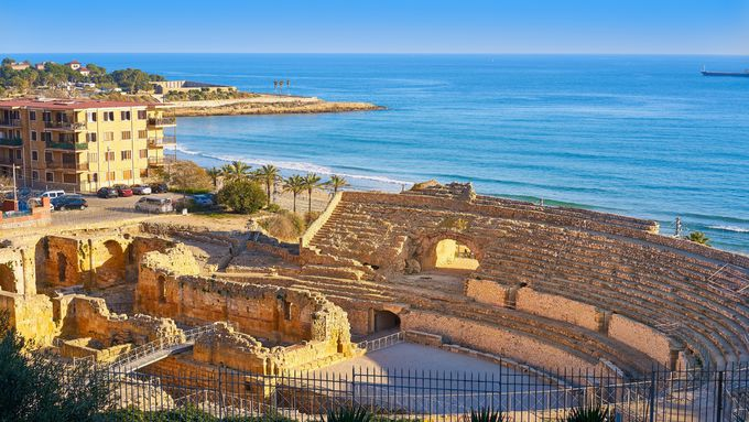 美しい海沿いから山岳地帯まで4つの県があるカタルーニャ