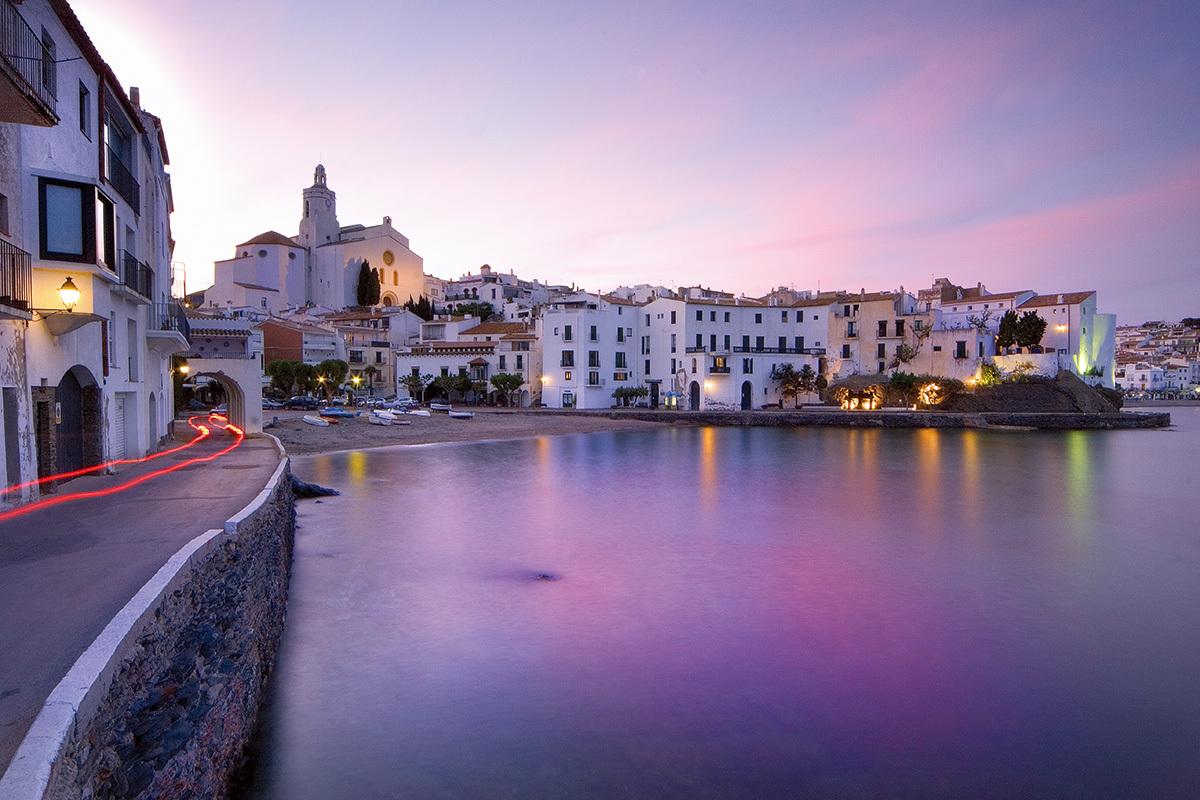 ジローナ:これぞ地中海リゾート!華やかなコスタ・ブラバ