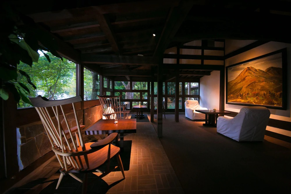 6.宿房 翡翠之庄 The Kingfisher resort