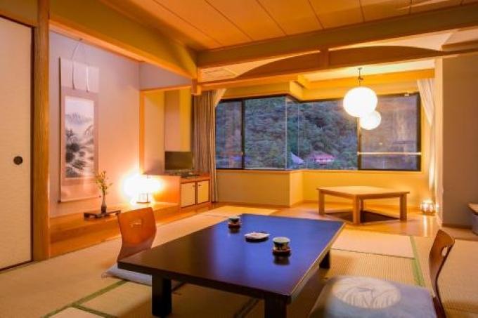 8.一の俣温泉観光ホテル